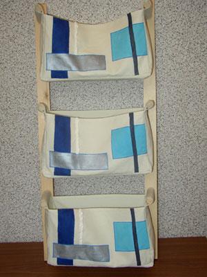 Полки из ткани
